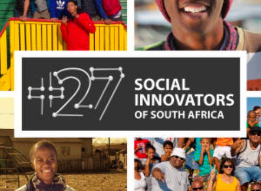 +27: Social Innovators of South Africa, Maximilian Haidbauer, Social Impact Producer, Social Impact Documentary, Social Impact Filmmaker, Red Bull TV