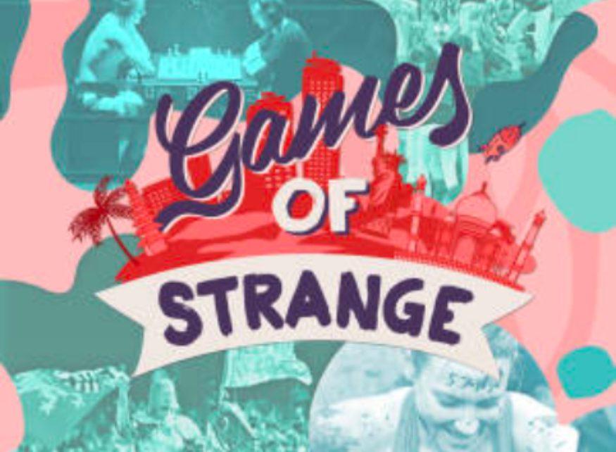 GAMES OF STRANGE, Maximilian Haidbauer, Branded Content, Sports, Red Bull TV, Red Bull Media House