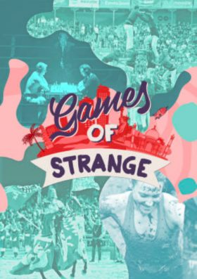 GAMES OF STRANGE, Maximilian Haidbauer, Branded Content, Sports, Red Bull TV, Red Bull Media House