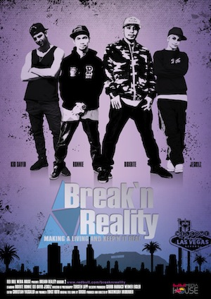 Break´n Reality, Maximilian Haidbauer, Roxrite, Ronnie, Jeskilz, Kid David,BBoy Film, BBoy Content, Branded Content Producer,